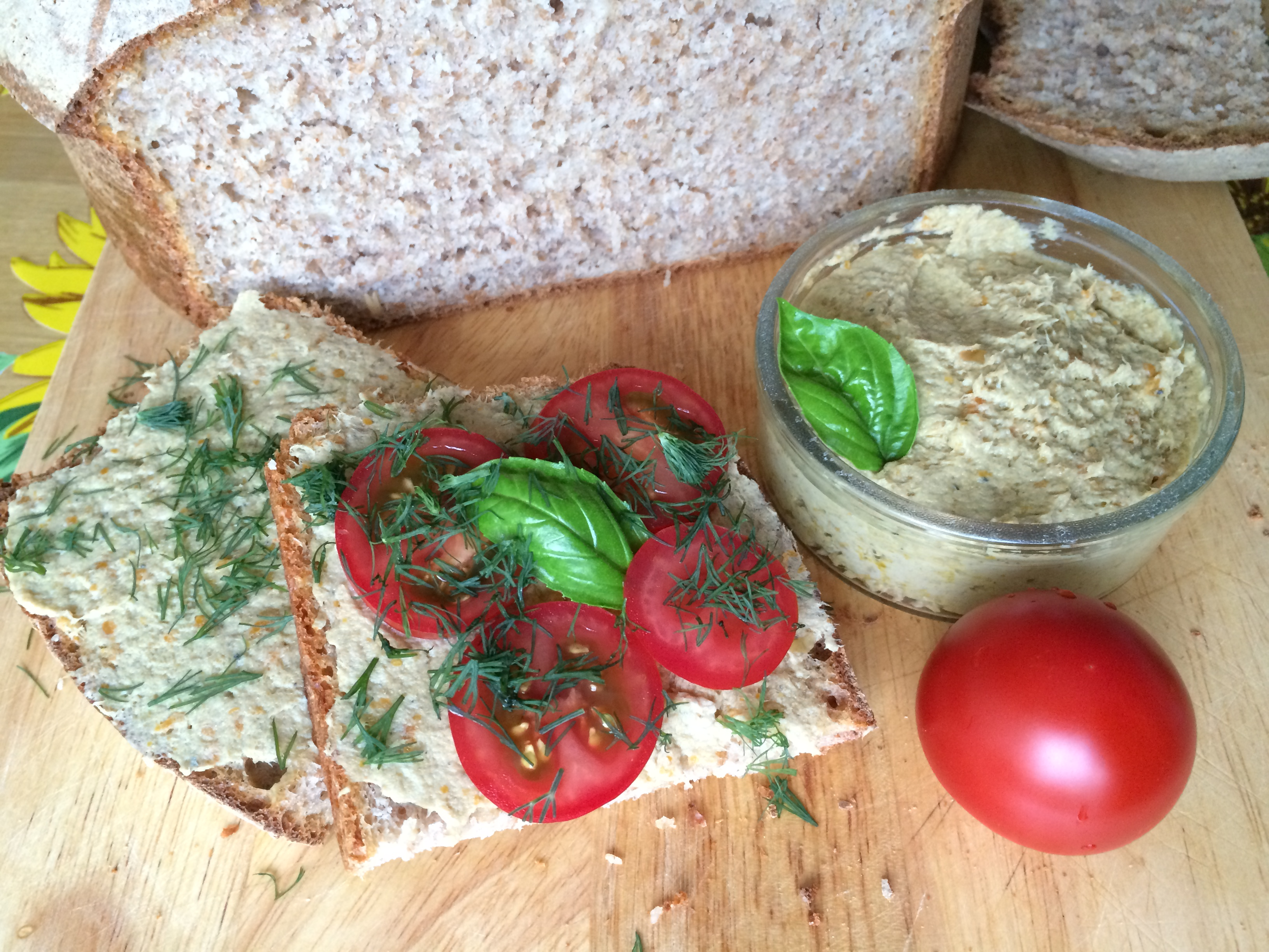 mackerel pate, fish , healthy fish